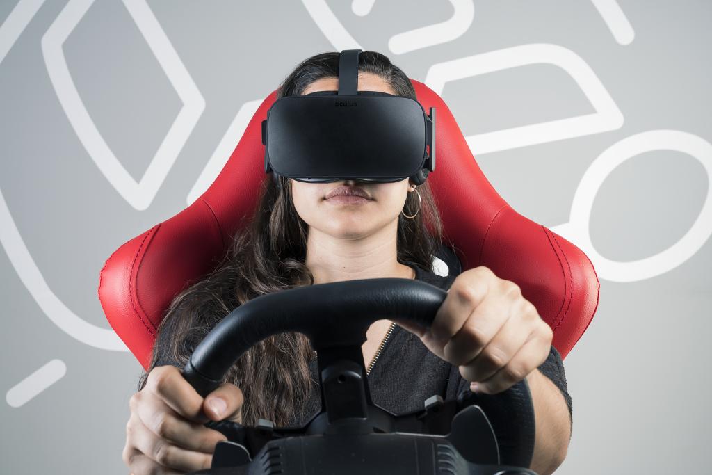 Realidad Virtual en Jordá